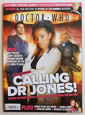DOCTOR WHO MONTHLY #392 - March 2008 - Dr.Who Magazine