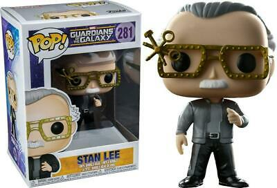 Stan Lee - Cameo Guardians of the Galaxy Pop! Vinyl - FunKo Free Shipping!