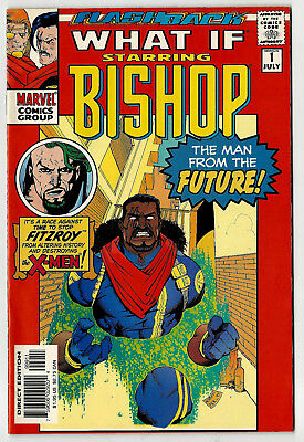 WHAT IF? Flashback # -1 (2nd series) 1997 (fn) Bishop