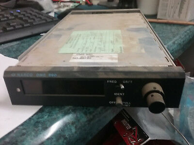 Narco Dme 890 With Tray Selling For Parts