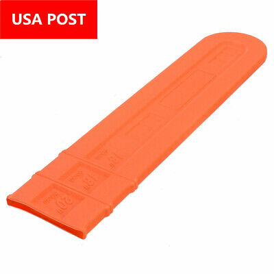 """Tecomec Bar Cover 18/"""" Scabbard Chainsaw High Quality Universal Made in Italy!"""