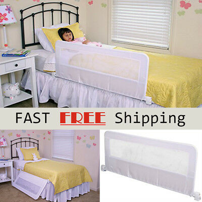 Twin Bed Safety Rails For Babies Kids Toddlers Safety Guard Bunk Queen Full Size