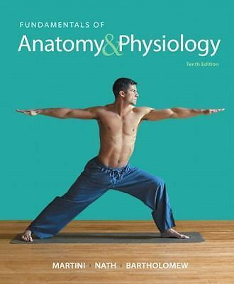 EBOOK Fundamentals of Anatomy and Physiology (2014, 10th Edition) Martini Nath