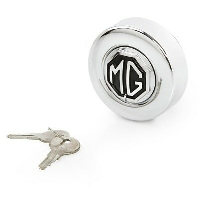 NEW MGB /& MGB-GT STAINLESS STEEL GAS CAP 1962-1969 202-750 18G8601SS