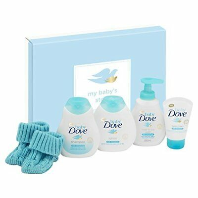 Baby Dove My Babys Story Gift Set Includes Rich Moisture Shampoo Lotion