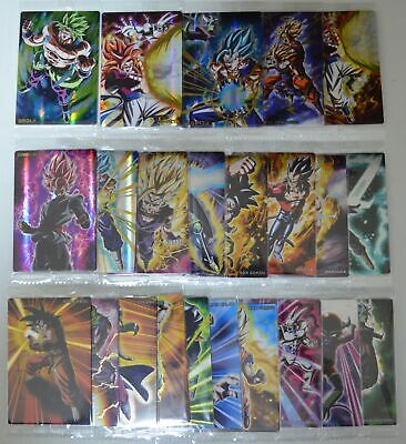 Dragon Ball Card Wafer・UNLIMITED FULL SET Part 2 [23 Cards]
