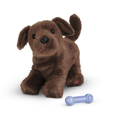 American Girl Pet Chocolate Lab Puppy Truly Me 2014 New in Box