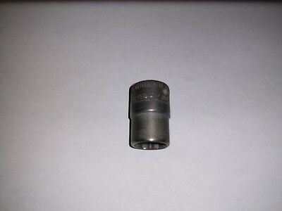 "1  9/32"" drive Snap-On USA 12-point M-12-G 3/8"" Socket Rare Vintage Collectible"