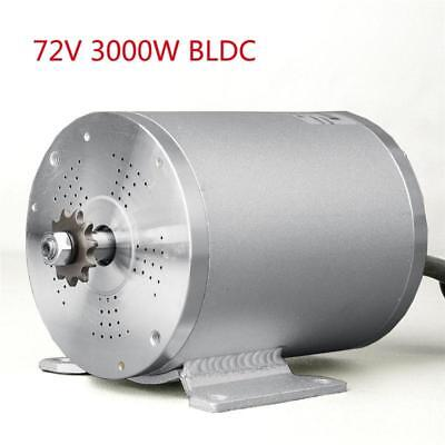 72V 3000W Electric Bicycle Brushless Motor For Motorcycle Accessories Electric B