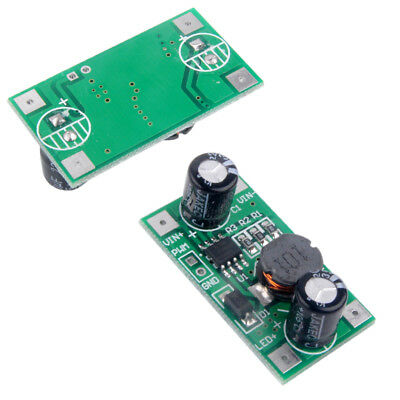 5PCS LED DRIVER PWM Dimming DC to DC Step-down Constant Current