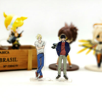 BANANA FISH Ash Okumura Eiji SMALL acrylic stand figure model toy anime table
