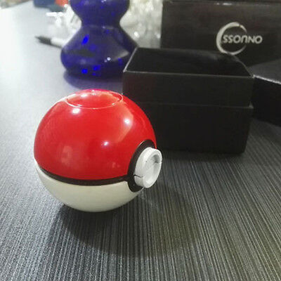 BRAND NEW Pokemon Pokeball Tobacco Crusher Hand Smoking Grinder Herb Spice Go