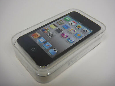 New in the Box, Apple iPod Touch 4th Gen, A1367, Black, 32GB, Camera, MP3 Player