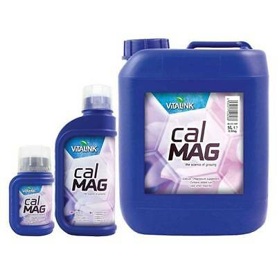 Vitalink Cal Mag 250ml 1lt 5lt Calcium Magnesium Plant Nutrient Additive