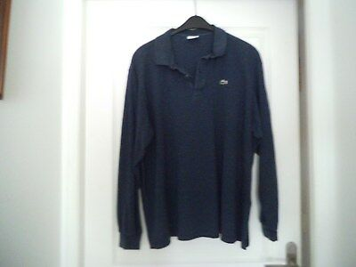 16 Fr Eur Lacoste Homme 00Picclick Taille S Polo 0wkOPn