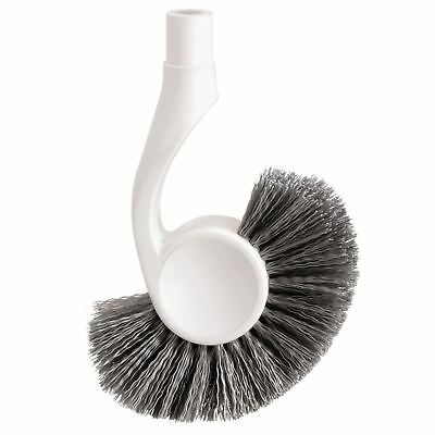 simplehuman Replacement Crescent Toilet Brush Head Spare Plastic - BT1094, White
