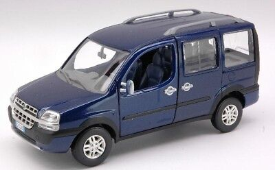 Fiat doblo Malibù 1/24 Norev in scatola nuovo / New with box Norev Promo Doblò