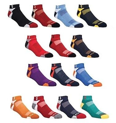 Kentwool Tour Profile Mens Golf Socks Game Day Colors 2018