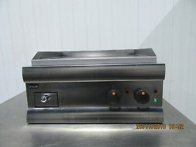 Lincat Silverlink 600 SINGLE PHASE 16 amp Electric Griddle Table Top Flat