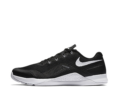 wholesale dealer ce93e 498cf Nike Metcon Repper DSX 898048-002 Black White Men s Cross Training Gym Shoes
