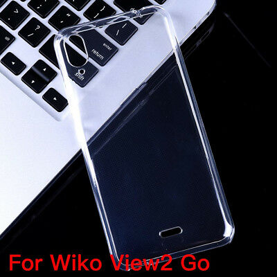 For Wiko View View 2 Go Plus Pro Clear AntiPrint ShockProof Gel skin case cover