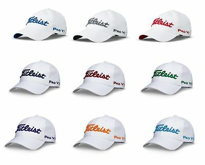 c9447eac TITLEIST TOUR SPORTS Mesh Fitted Hat/Cap 2018 Pick A Color - $26.95 ...