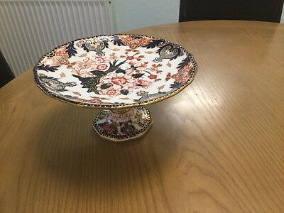 Antique Beautiful Cake Stand No Chips Or Cracks