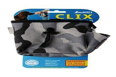 Clix Dog Treat Bag Camouflage