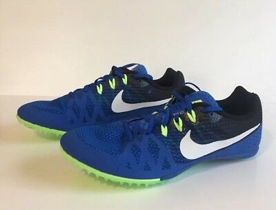 quality design b57a7 4856e Nike Zoom Rival M Men s Track Field Sprint Spikes Shoes 806555-413 Size 12