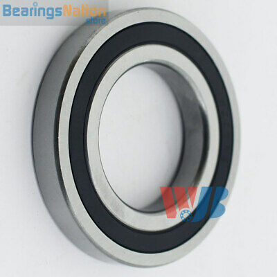 Ball Bearing 16007-2RS With 2 Rubber Seals 35x62x9mm