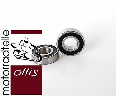 Premium front wheel bearing kit - Aprilia Leonardo 300 -'04-'06 - 2 bearings