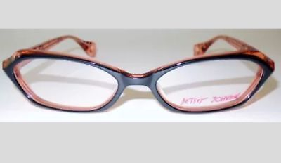 7780f60281b Betsey Johnson Galaxy Glam 01 Raven Eyeglasses Eye Wear Optical Frame