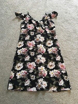 Boohoo Maternity Dress Size 10