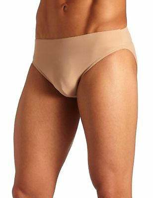 Capezio Dance Men's Nude Full Seat Dance Belt Brief 5935