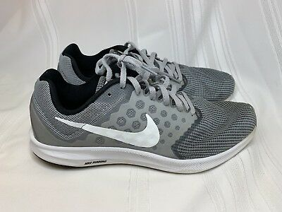 19a6454c8d6e NIKE DOWNSHIFTER 7 Mens 852459-007 Wolf Grey Size 9 -  29.88