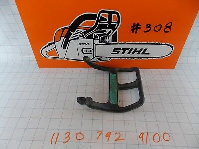Stihl MS170 MS180 017 018 Chain Brake Handle Guard. Genuine OEM. FREE S&H FOR 1