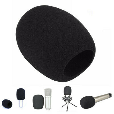 1Pc Foam Microphone Windscreen Headset Grill Filter Cover For Blue Yeti PRO US