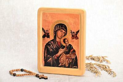 "Icon ""Our Lady of Perpetual Help"""