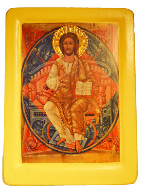 "Icon ""Saviour in Glory"" (XVI ст.)"