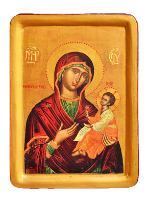 "Icon ""Our Lady of Perpetual Help"" Amolintos  (XVII cent.)"