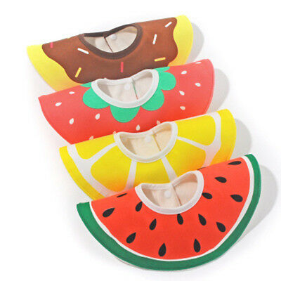 Infant Baby Bibs Rotatable Lovely Saliva Towel Bibs Fruits Pattern Burp Cloths