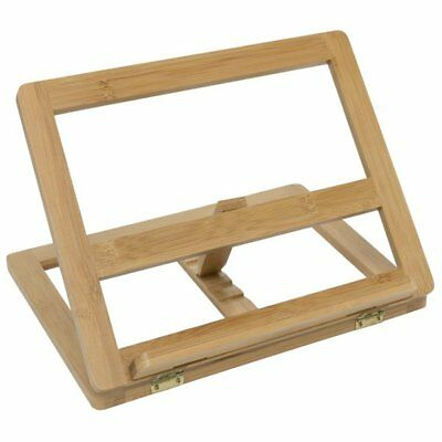Creative Mark Tao Bamboo Adjustable 5 Position Desk Table Easel Drawing Stand