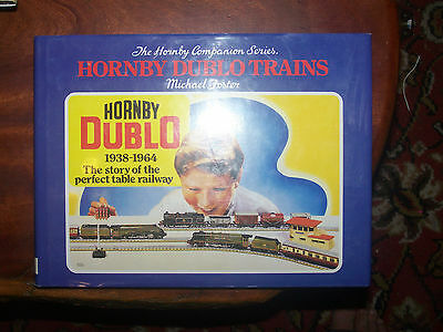Michael Foster; Hornby Dublo 1938-1964: The story of the perfect table railway