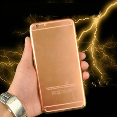 Fake Iphone 6s Plus Prank Toys Kids Horror Electric Shock Phone Latest Beauty