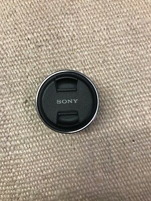Sony VCL-ECU1 Ultra Wide Convertor Converter Lens for SEL16F28 0.75x NEX Alpha α