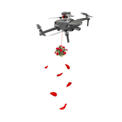 Air-Dropping System Parabolic Rescue Wedding For DJI Mavic 2 PRO ZOOM Drone