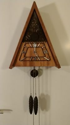 Vintage Majak Cuckoo Clock from 1974 (Fully functional, Made in USSR)