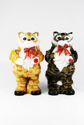 Battery Operated Dancing Cat With Music Kitten Toy  - Free Delivery