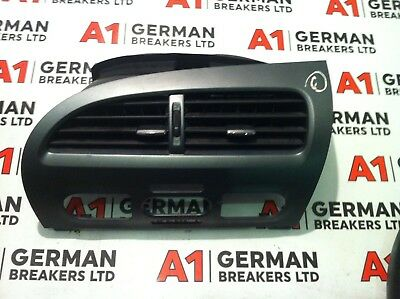 Genuine 2005 - 2009 Seat Leon Mk2 Centre Dash Air Vent 1P2819110