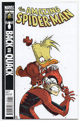 AMAZING SPIDER-MAN: BACK IN QUACK #1 | One Shot | Skottie Young | 2010 | VF+